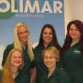 OLIMAR Reisen Produktentwicklerinnen Celine Rothstein, Sonja Bilgili, Sotiria Chalari, Janine Donath, Lena Assmann