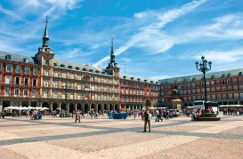 Plaza Mayor in Madird ©Spargel-Fotolia
