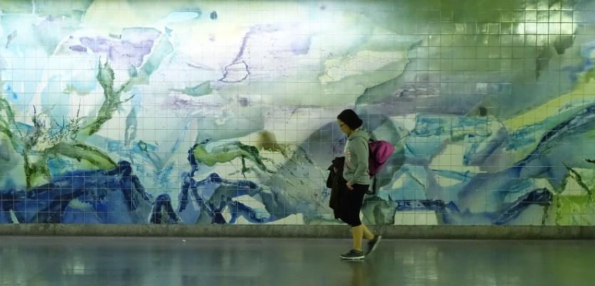 "Kunst aus China: ""Grüntöne"" von Zao Wou-Ki"