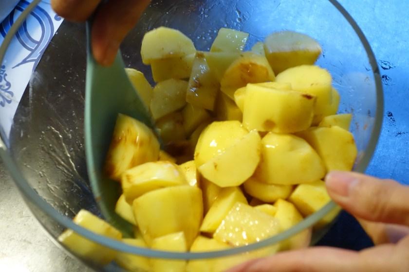 Zitronenhähnchen_Kartoffeln