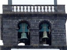 Glocken Igreja Matriz Ponta Delgada Azoren