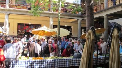 Markt Funchal, Madeira