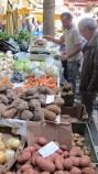 Gemüse auf dem Markt auf Madeira