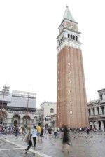Venedig Markusplatz Campanile di San Marco