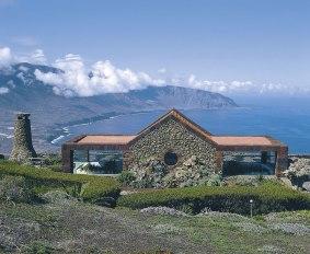 Aussichtspunkt La Pena mit Blick auf das Meer auf El Hierro