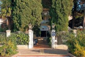 Best Western Hotel Villa Mabapa Eingang