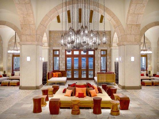 Westin Resort Costa Navarino Lobby
