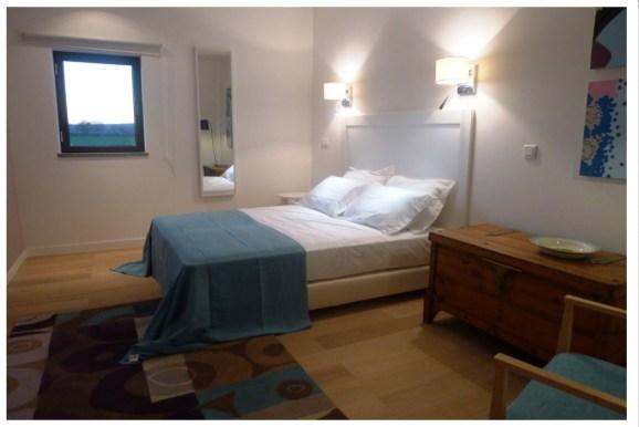 Quinta das Lavandas Doppelzimmer
