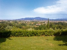Panoramaaussicht Agriturismo Montalto bei OLIMAR Reisen
