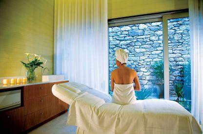Spa-Bereich des Casa Velho do Palheiro im Wellnessurlaub auf Madeira
