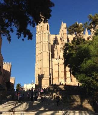 Kathedrale La Seu Palma de Mallorca