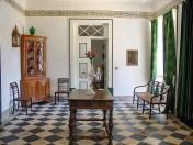Casa de Mogofores bei OLIMAR Reisen Interieur Tisch Stühle