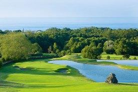 Batalha Golfplatz Azoren Sao Miguel