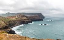 Ostküste Madeira Ponta de Sao Lourenco