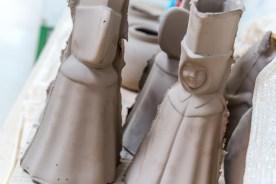 Keramikfiguren Azoren
