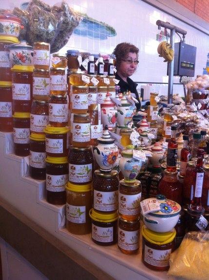 Marktbesuch in Olhão