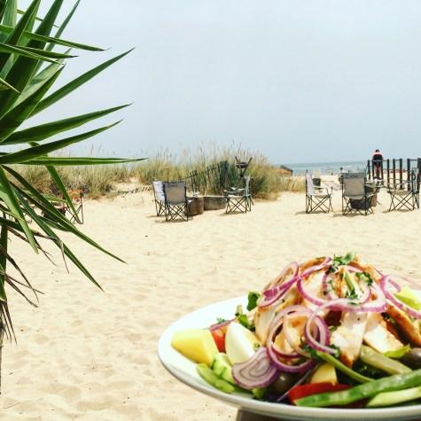 Salad Nicoise Bahia BeachBar