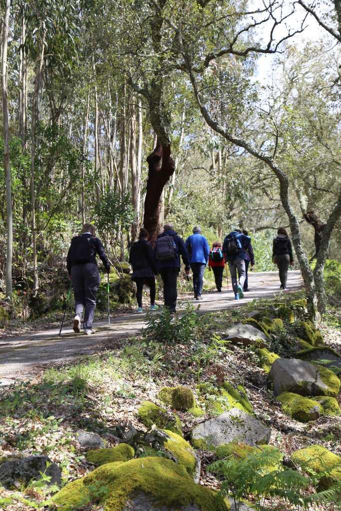Algarve-Wandergruppe