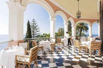 Terrasse Belmond Reid's Palace Madeira