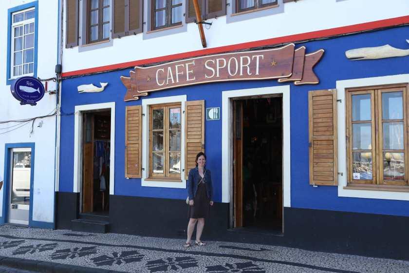 Faial Peter Cafe Sport