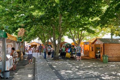 Markt in Monchique