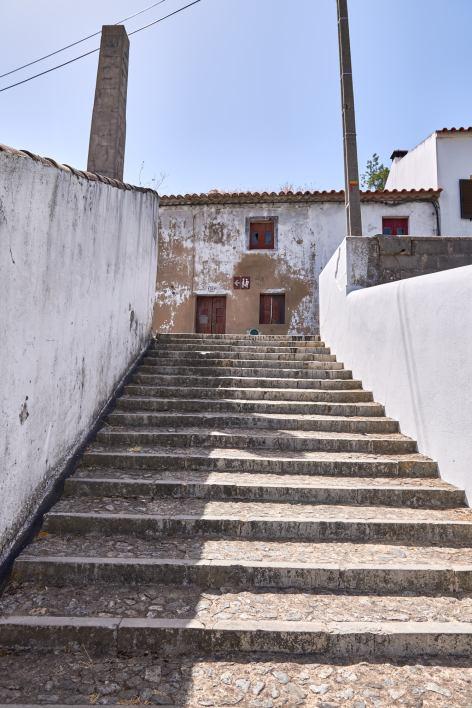 Steintreppe in Monchique
