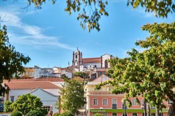 Portugal Stadt Sehenswürdigkeit