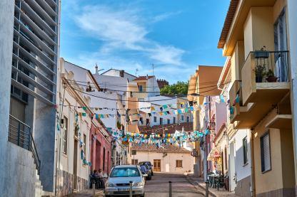 Flair in Portugal Straße