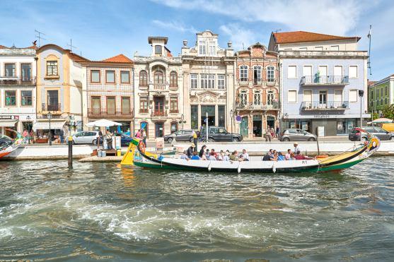 Panorama Boot Aveiro Portugal