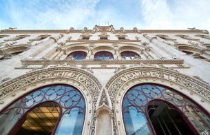 Fassade Lissabon