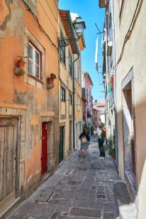 Gasse Porto Altstadt