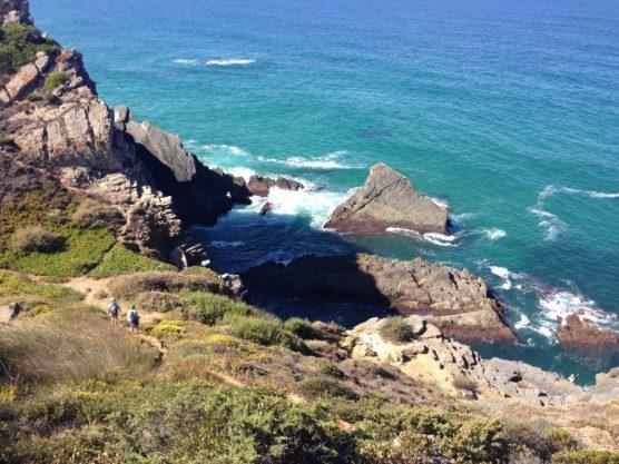 Rota Vicentina Küste Praia dos Machados
