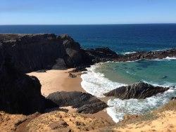 Rota Vicentina Küste Praia de Cavaleiro