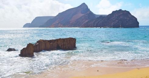 Porto Santo vorgelagerte Insel