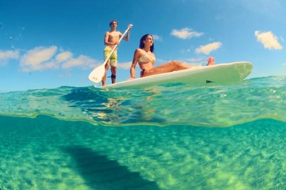 Stand up Paddleboarding Porto Santo