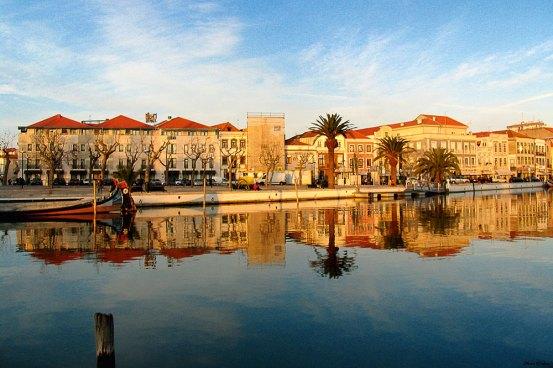 Aveiro Urlaub Portugal