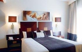 Hotelzimmer Aveiro Reisebericht