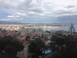 Aussicht Valparaiso Mallorca Urlaub