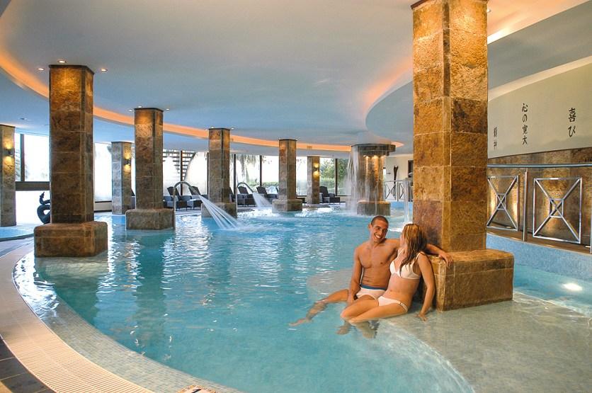 IndoorPool Wellnessurlaub auf Mallorca