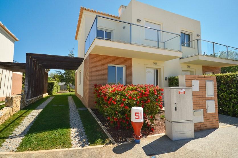Außenansicht Villas Mourim an der Algarve