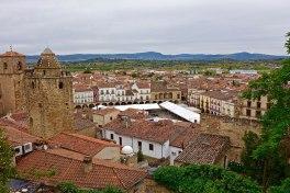 Blick auf Trujillo