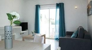Wohnzimmer Appartements Vilabranca Algarve