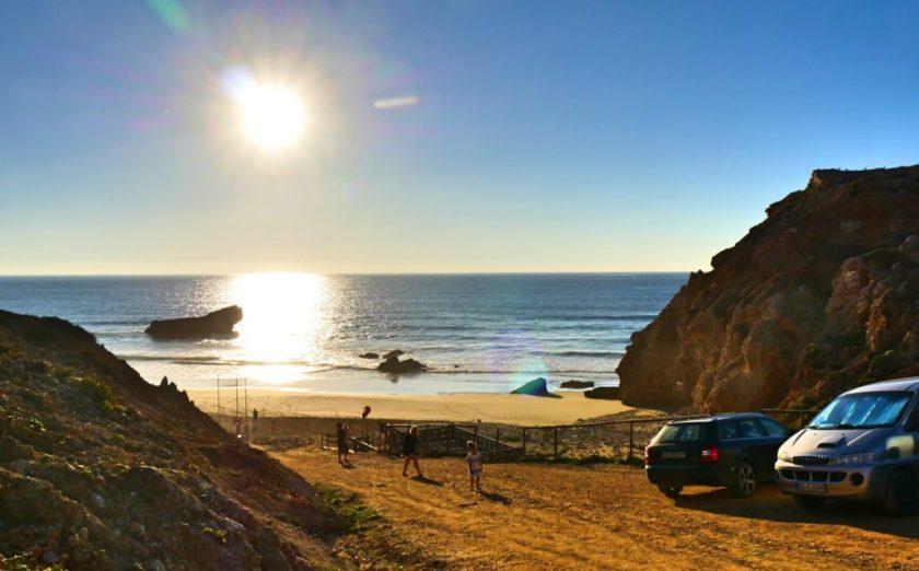 Strand Burgau Algarve