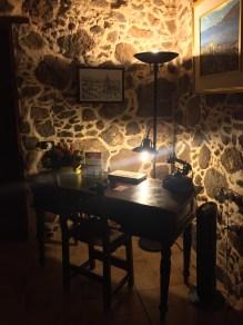 Schreibtisch Telefon Hotel Mahoh Fuerteventura