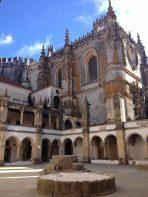 Klosterkirche im Burggelände Tomar