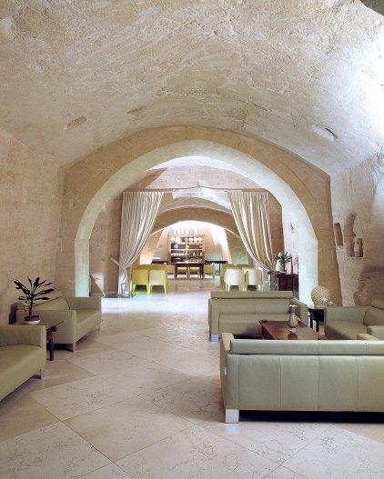 Lobby Locanda di San Martino