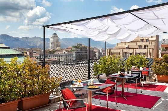Hotel Plaza Opèra Terrasse