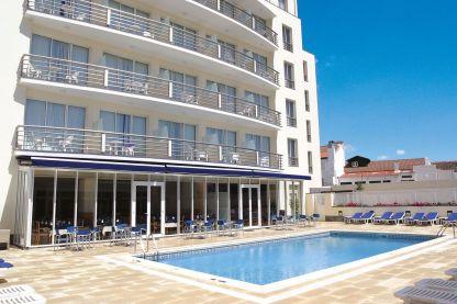 Vila Nova Hotel Pool