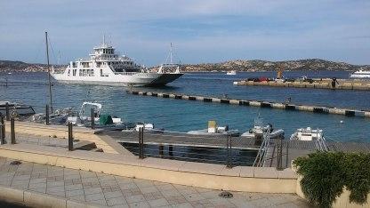 Fähre Palau nach La Maddalena