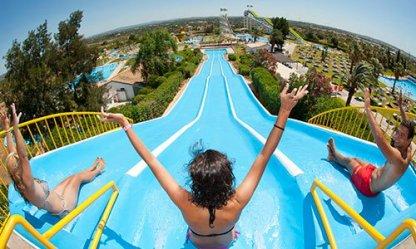 Rutsche Aqualand Algarve